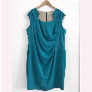 Calvin Klein Sleeveless midi dress size 20W